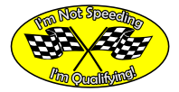 not speeding qualifying