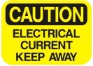electrical curent keep away
