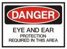 eye and ear protection